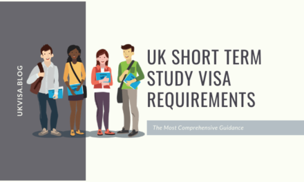 A Guide to UK Short Term Study Visa Rules and Requirements 2020