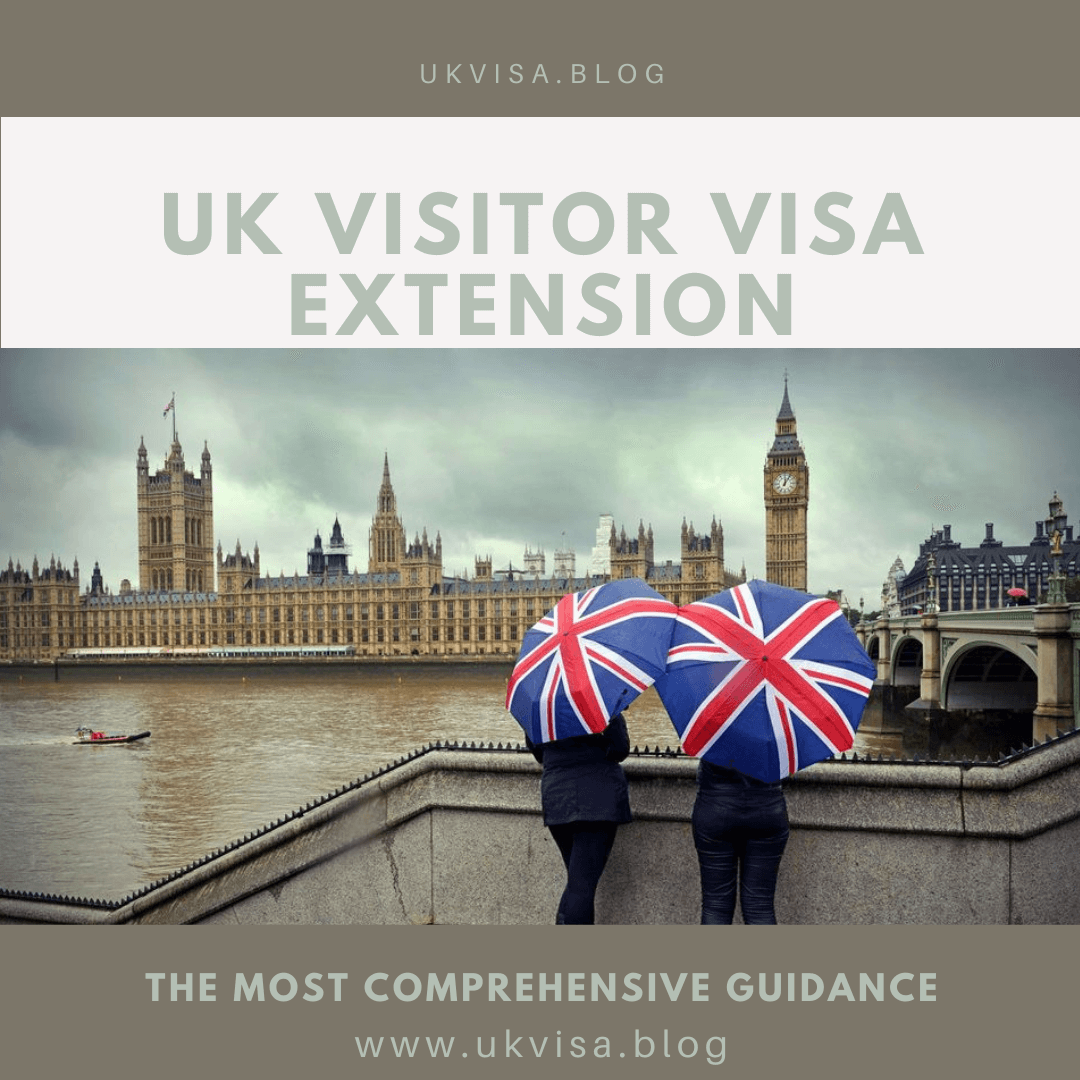 UK Visitor Visa Extension Requirements