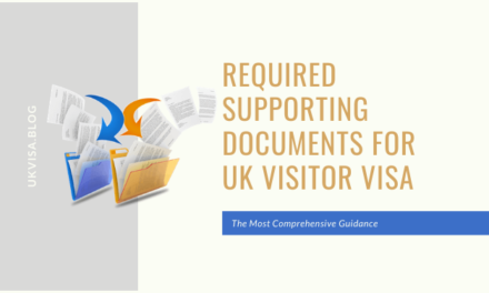 A Complete Guide to Supporting Documents for Visiting the UK