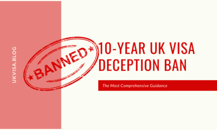 A Guide to 10-Year UK Visa Deception Ban under paragraph 320(7A)