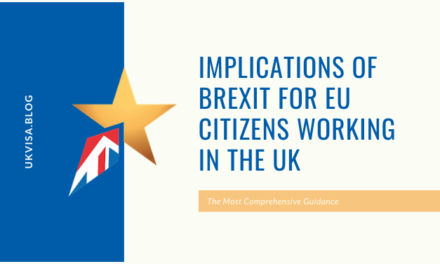 Implications of Brexit for EU Citizens Working in the UK