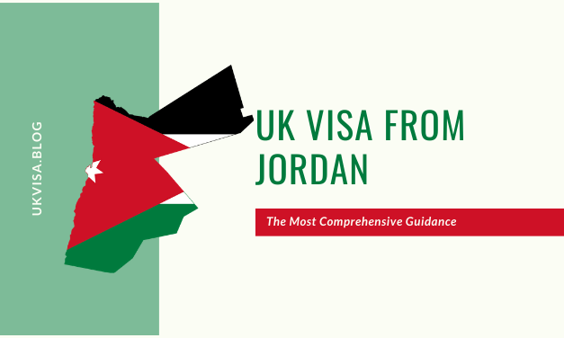 A Guide to UK Visa Processing Time from Amman, Jordan