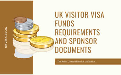 UK Visitor Visa Sponsor Documents and Bank Statement Requirements