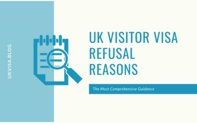 A Guide to 36 UK Visa Refusal Reasons for General Visitors