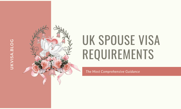 Spouse Visa UK Requirements under 5-Year Route Appendix FM