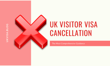 A Guide to UK Visa Cancellation under Appendix V for Visitors