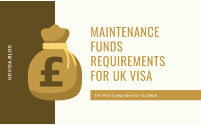 A Guide to Maintenance Funds Requirements for PBS Applicants