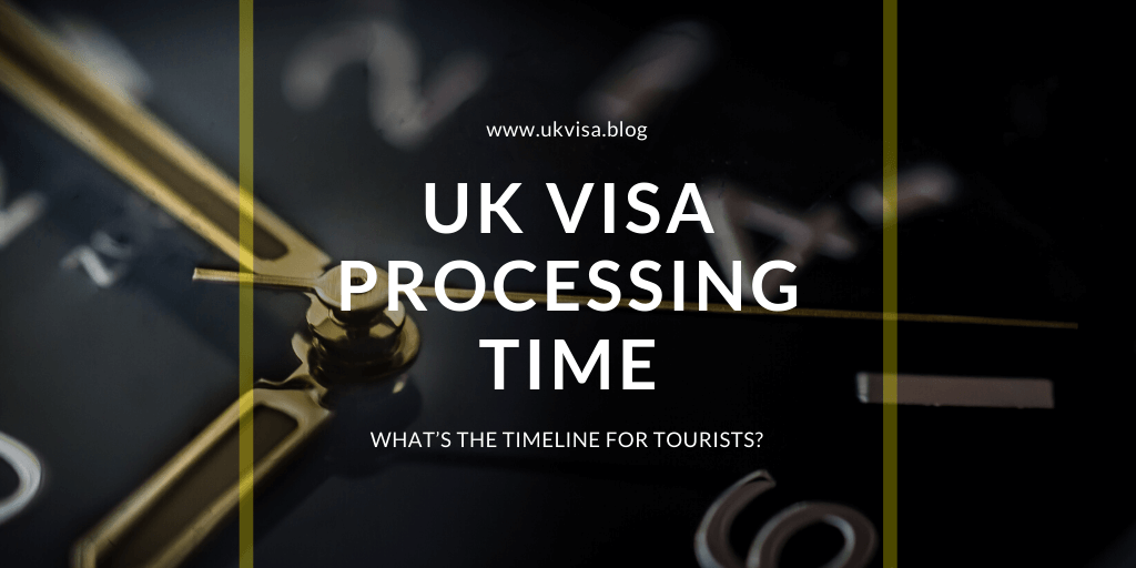 UK Visa Processing Time after biometrics for visitors & tourists