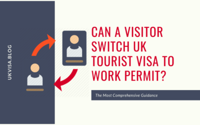 Can a Visitor Switch UK Tourist Visa to Work Permit?