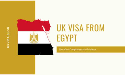 A Guide to UK Visa from Egypt for Egyptian Nationals 2020