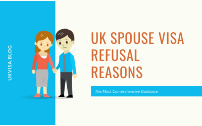 A Guide to UK Spouse Visa Refusal Reasons under Appendix FM