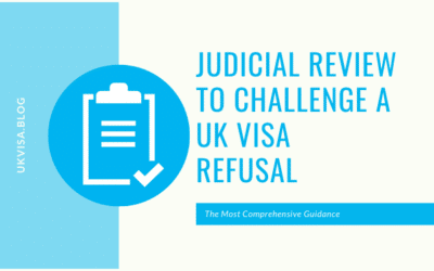 A Guide to Judicial Review for Challenging UK Visa Refusals
