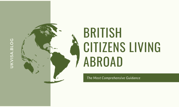 How Many British Citizens Living Abroad and Migrants in the UK?