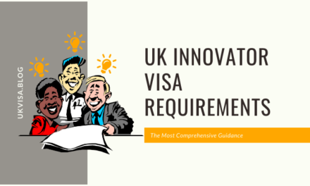 Tier 1 Innovator Visa 2019 Guidance for Doing Business in the UK
