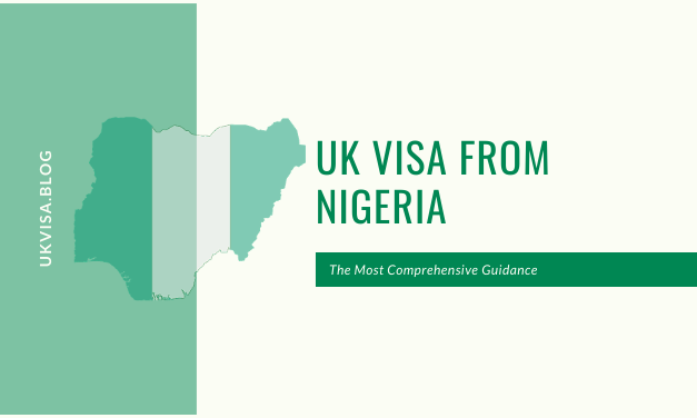 How much is the UK Visa Application Fee 2020/21 in Nigeria?