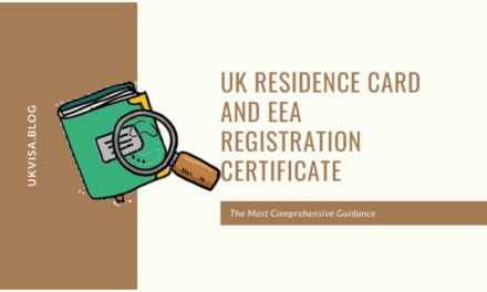 A Guide to UK Residence Card and EEA Registration Certificate