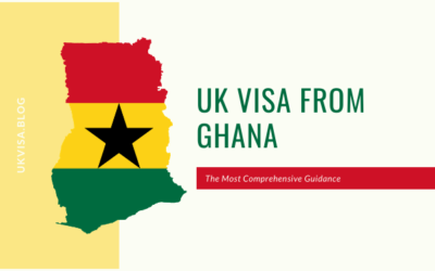 UK Embassy Visa Fees and Requirements for Ghanaians 2020/21