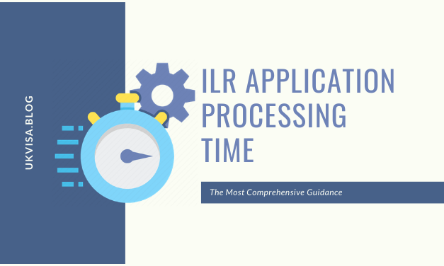 ILR Processing Time for All Types of Settlement Applications!
