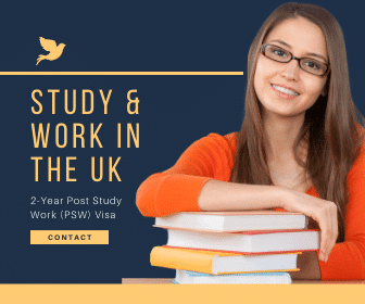 Study and Work in London and UK
