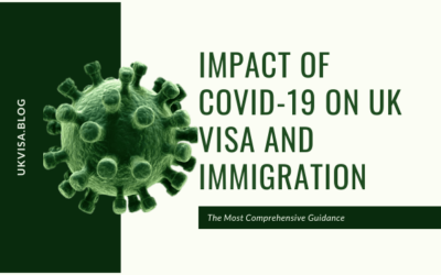 The Impact of Covid-19 on UK Visa and Immigration
