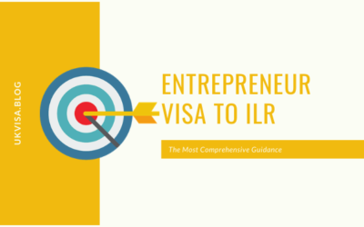 Tier 1 Entrepreneur Visa To ILR Requirements and Guidance